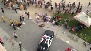 ACCIDENT în Italia. Un microbuz cu români, implicat într-un accident grav