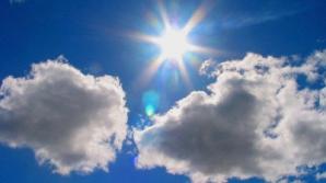 Prognoza meteo pe trei zile