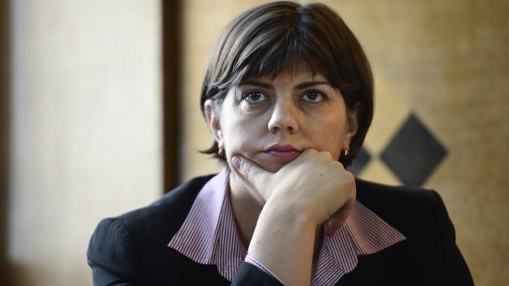 Laura Codruţa Kovesi: Această ordonanţă face obiectul unei anchete penale
