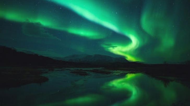 Aurora boreală, mai frumoasă ca niciodată