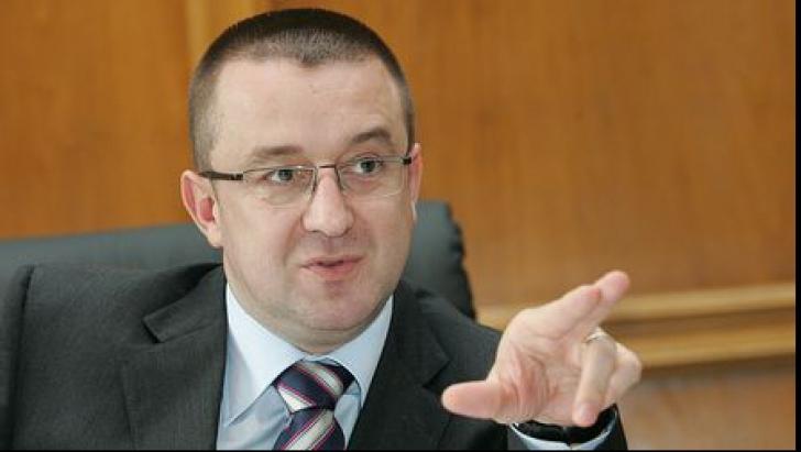 Fostul șef ANAF, Sorin Blejnar, a fost eliberat din arest