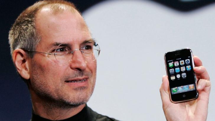 Steve Jobs, fondatorul Apple