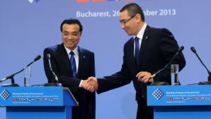 <p>MOBILIZARE GENERALĂ la Parlament: Premierul chinez a a ţinut un discurs</p>