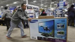 Vânzări în creștere pentru electronice și electrocasnice