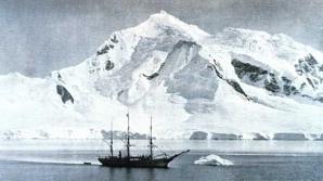 Emil Racoviţă a călătorit la bordul navei Belgica într-o expedţie în Antarctica