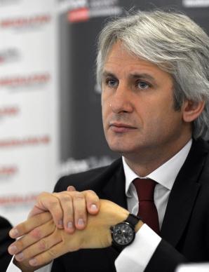 Eugen Teodorici, ministrul Fondurilor Europene.