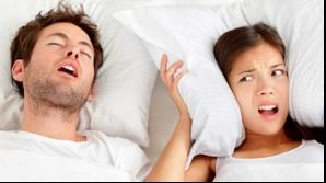 Soţul tău sforăie? Medicii atrag atenţia că ar putea fi un prim semn al demenţei