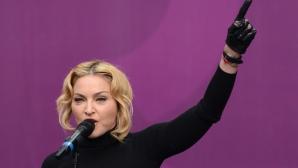 Madonna, mesaj pe Twitter