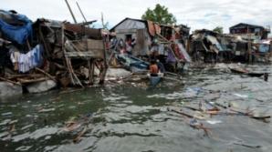 Taifunul se apropie vertiginos de provincie