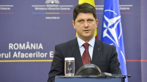 Ministrul de Externe, Titus Corlăţean