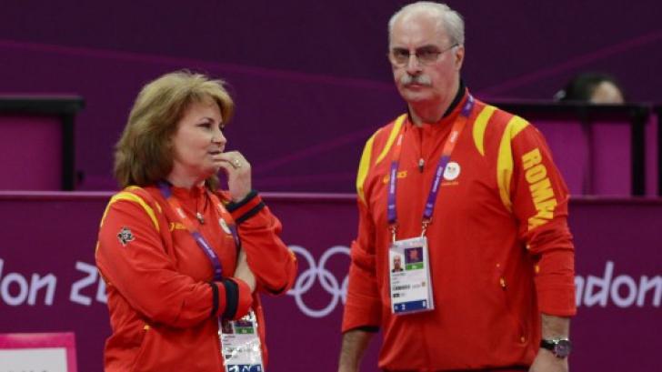 Mariana Bitang şi Octavian Bellu