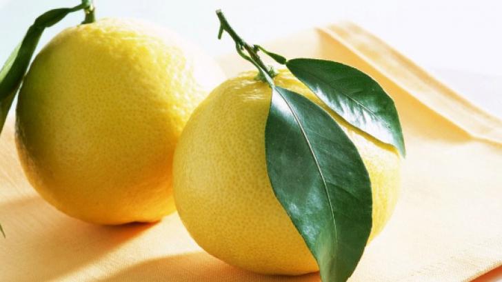 10 motive pentru care este indicat să consumi lămâile întregi