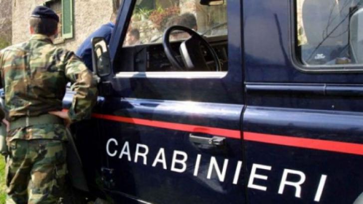 O româncă din Italia s-a certat cu doi membri dintr-un clan mafiot. Foto arhivă