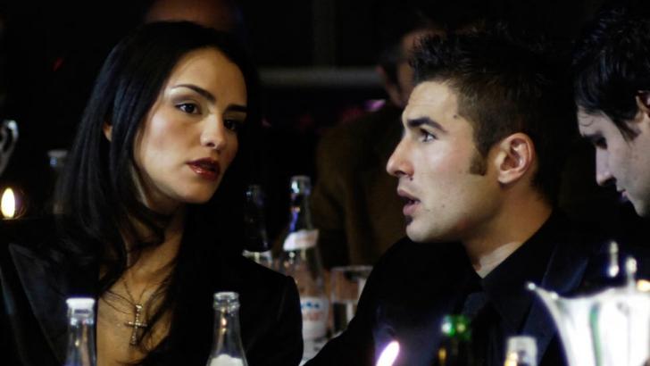 Consuelo şi Adrian Mutu
