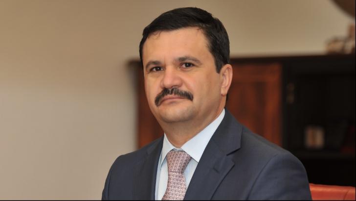 Nicolae Ioţcu a fost suspendat din funcţia de preşedinte al CJ Constanţa