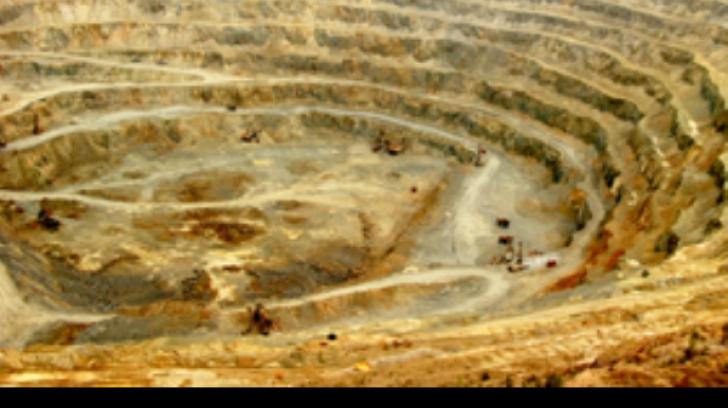 Roşia Montană nu este singura mină de aur din lume, a spus directorul RMGC