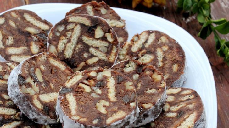 Salam de biscuiţi