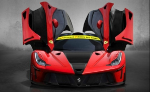 Ferrari LaFerrari by DMC