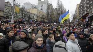 Peste 730.000 de ucraineni ar fi fugit în Rusia de la începutul conflictului în estul ţării lor