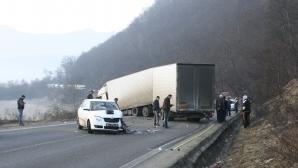 <p>Accident GRAV pe Valea Oltului</p>