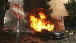 Explozii la Cairo. Numeroase ambulanţe la faţa locului