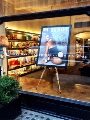 <p>Kate Moss, topless în Playboy la 40 de ani</p>