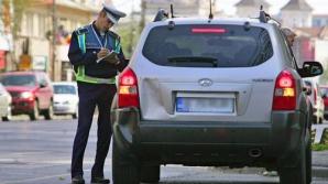 580 de şoferi au rămas fără permise de conducere în două zile