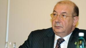 <p>Radu Gheţea, din nou pe lista scurtă a CEC Bank</p>