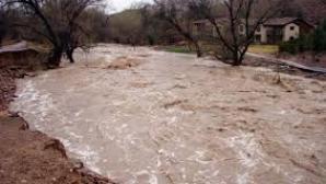 COD GALBEN şi PORTOCALIU de inundaţii pentru mai multe râuri. Vezi HARTA!