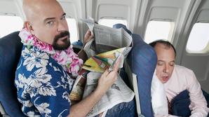 Călătoriile cu avionul au fost mai sigure ca oricând în 2013