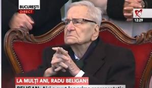 Radu Beligan la 95 de ani