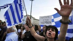 Scenarii de coșmar pentru Grecia
