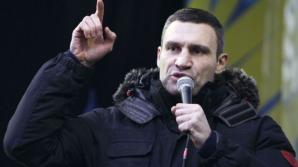 Întâlnire importantă pentru Vitali Kliciko