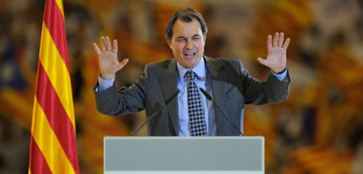 Artur Mas speră într-un referendum în 2014