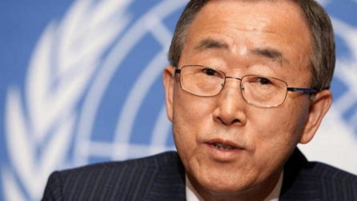 Ban Ki-moon, avertisment legat de Statul Islamic