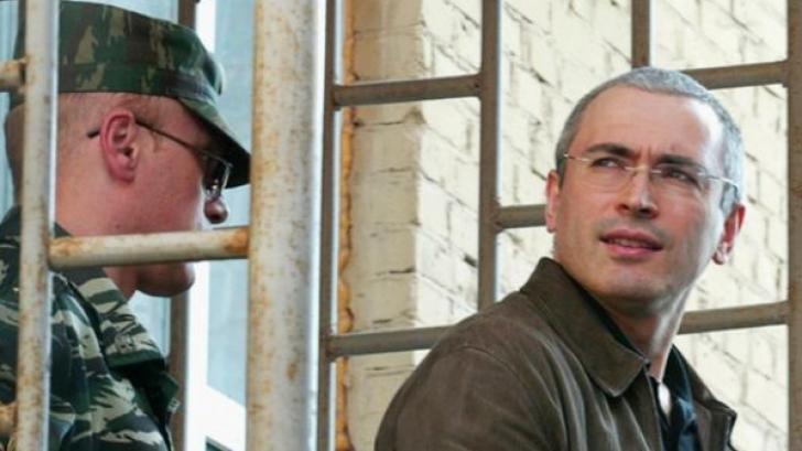 Hodorkovski susţine că autorităţile ruse voiau ca el să părăsească ţara