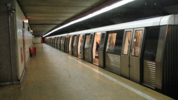 O defecţiune a îngreunat circulaţia la metrou în Bucureşti