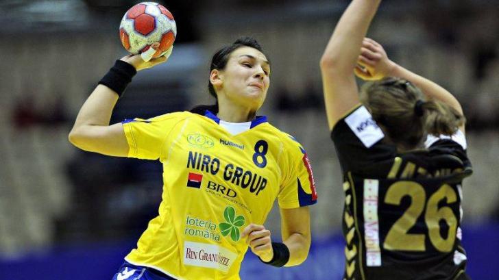 Cristina Neagu, vedeta României