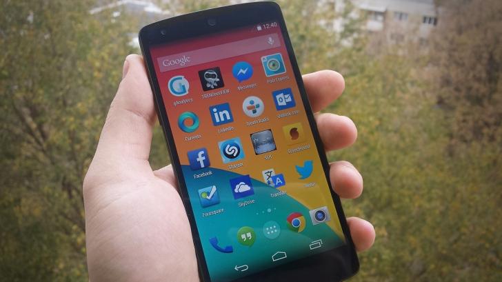 REVIEW Google Nexus 5, cel mai recent smartphone produs de Google
