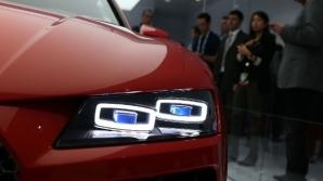 Viitorul model auto va fi conectat la sistemul de trafic