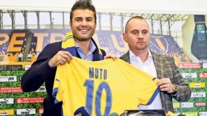 Adrian Mutu a semnat cu Petrolul