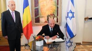 PRESĂ: Traian Băsescu: Le vom da înapoi evreilor ce le-au luat comuniștii / Foto: AGERPRES
