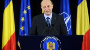 TRAIAN BĂSESCU: Competitivitatea să fie obiectivul Guvernului, iar cuvântul de ordine,restructurarea