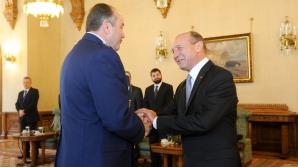 BĂSESCU: ARMATA, implicată în a substitui LIPSA DE CAPACITATE a ADMINISTRAŢIEI, pe furtună / Foto: presidency.ro