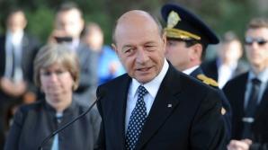 TRAIAN BĂSESCU: Între mine şi FMI nu e o dispută, sunt un susţinător al continuării acordului