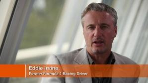 Eddie Irvine, fostul pilot de Formula 1