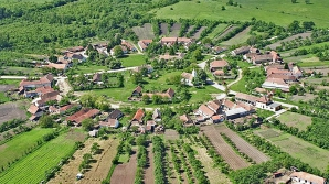 Singurul sat circular din Banat