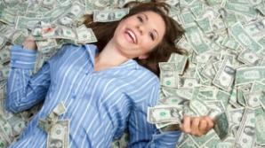 Şansele de a ajunge miliardar sunt de 1 la 128 de miliarde