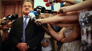 BLAGA: PDL cere liderilor USL să reînceapă de la zero discuţiile vizând REVIZUIREA CONSTITUŢIEI / Foto: MEDIAFAX