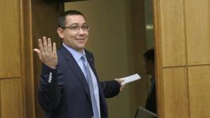 Ponta: Şeful campaniei PSD la PE e Dragnea, când vine din Israel. Antonescu: Nu când, dacă... / Foto: MEDIAFAX